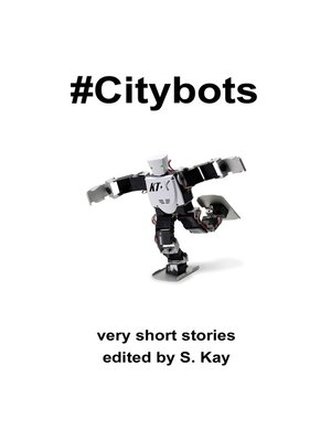 cover image of #Citybots