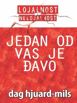 cover image of Jedan Od Vas Je Đavo