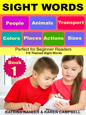 cover image of Sight Words