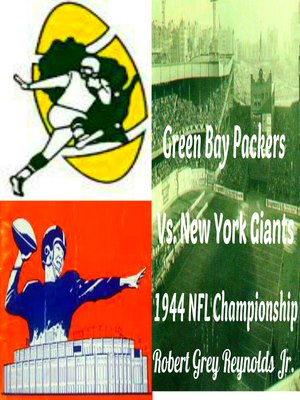 cover image of Green Bay Packers vs. New York Giants 1944 NFL Championship