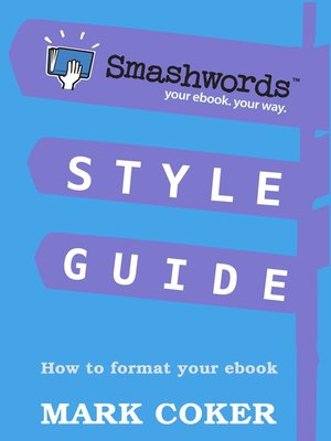cover image of Smashwords Style Guide