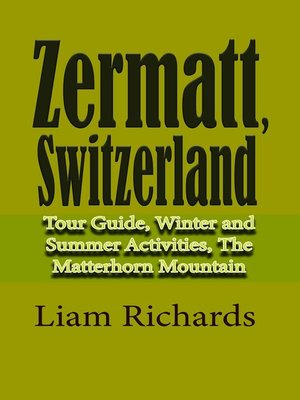 cover image of Zermatt, Switzerland