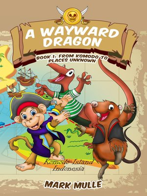 cover image of A Wayward Dragon (Book 1)