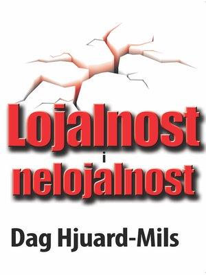 cover image of Lojalnost I Nelojalnost