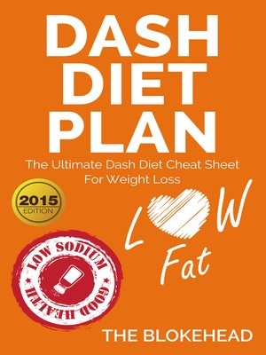 cover image of Dash Diet Plan