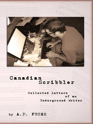 cover image of Canadian Scribbler