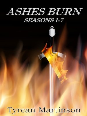 cover image of Ashes Burn, Seasons 1-7