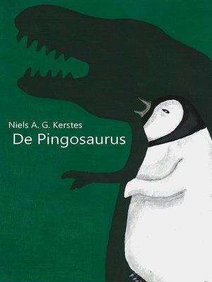 cover image of De Pingosaurus