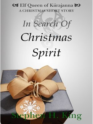cover image of In Search of Christmas Spirit