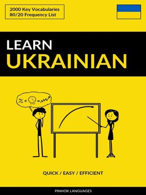 cover image of Learn Ukrainian