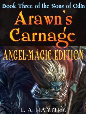 cover image of Book Three of the Sons of Odin; Arawn's Carnage