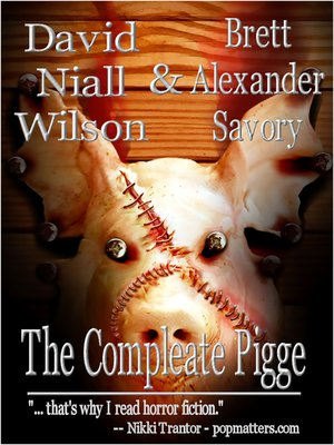 cover image of The Compleate Pigge