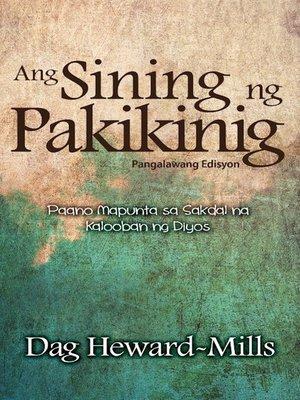 cover image of Ang Sining ng Pakikinig