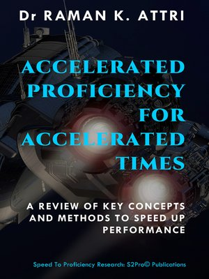 cover image of Accelerated Proficiency for Accelerated Times