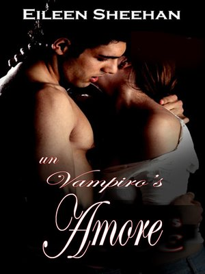 cover image of Un Vampiro's Amore