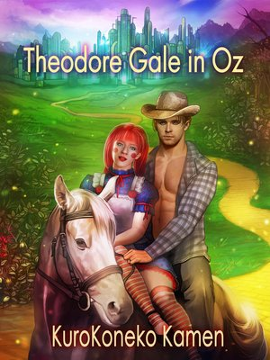 cover image of Theodore Gale in Oz