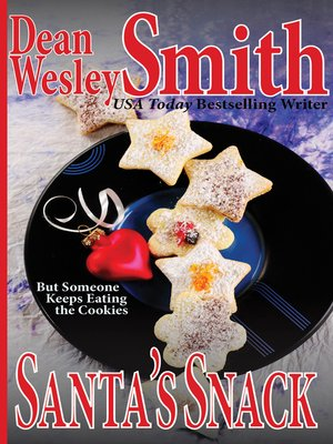 cover image of Santa's Snack