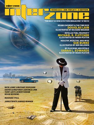 cover image of Interzone 232 Jan