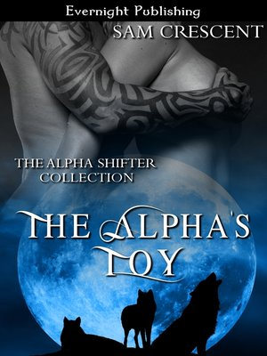 cover image of The Alpha's Toy