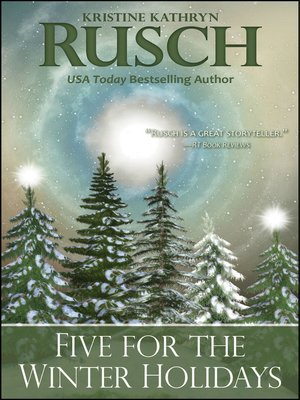 cover image of Five for the Winter Holidays