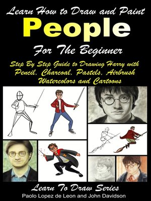 cover image of Learn How to Draw and Paint People For the Beginner