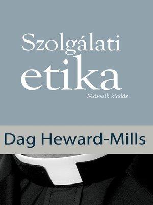 cover image of Szolgálati Etika