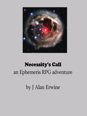 cover image of Necessity's Call