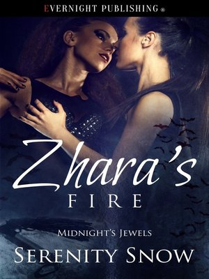 cover image of Zhara's Fire