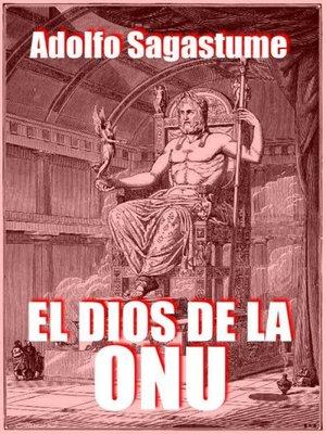 cover image of El Dios de la ONU