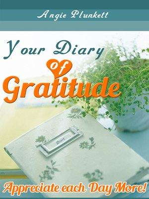 cover image of Your Diary of Gratitude
