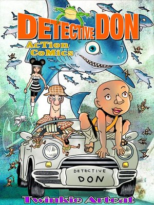 cover image of Detective Don