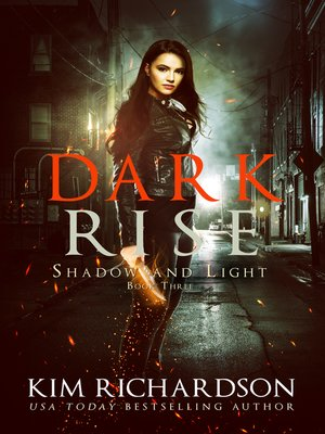 cover image of Dark Rise