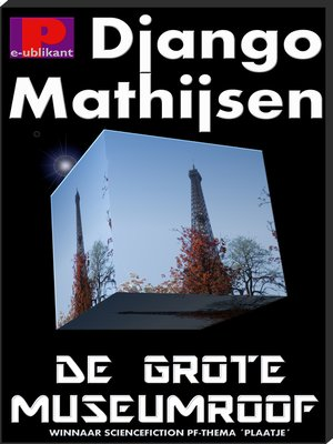 cover image of De grote museumroof