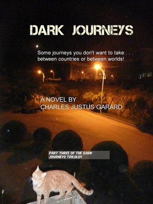 cover image of Dark Journeys
