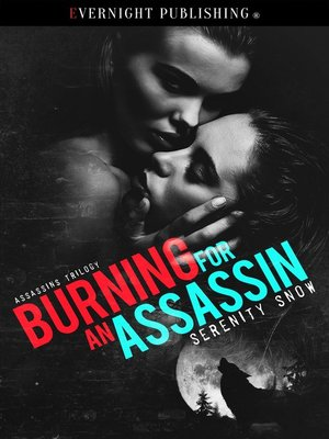 cover image of Burning for an Assassin