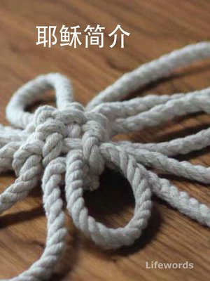 cover image of 耶稣简介 (Jesus. an Introduction)
