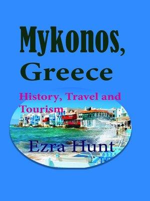 cover image of Mykonos, Greece