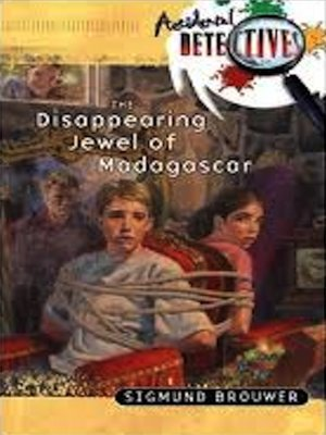 cover image of The Disappearing Jewel of Madagascar