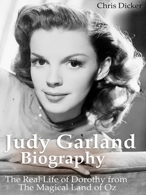 cover image of Judy Garland Biography