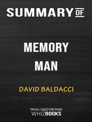 cover image of Summary of Memory Man