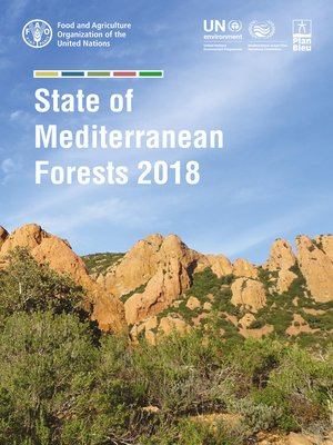 cover image of State of Mediterranean Forests 2018