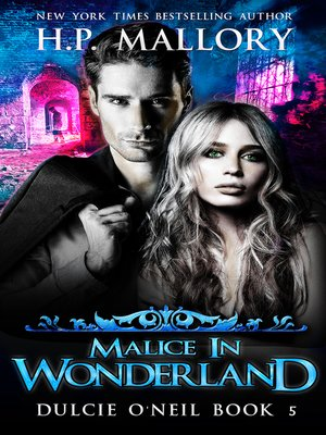 cover image of Malice In Wonderland