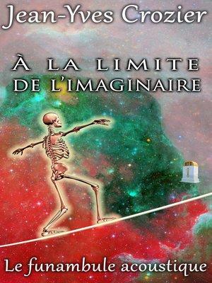 cover image of À La Limite De L'Imaginaire