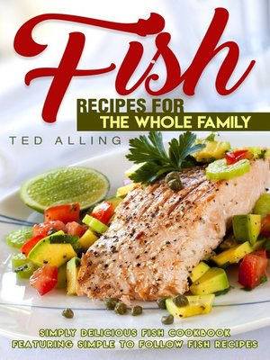 cover image of Fish Recipes for the Whole Family