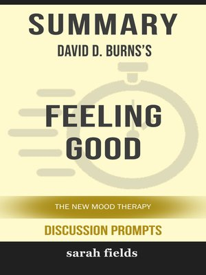 cover image of Summary of Feeling Good