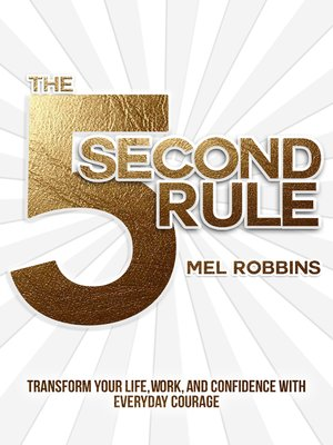 cover image of The 5 Second Rule
