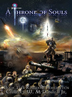 cover image of A Kingdom Forgotten (Book 1 of a Throne of Souls)