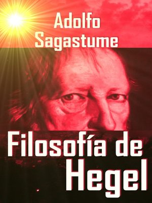 cover image of Filosofia de Hegel