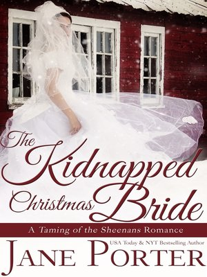 cover image of The Kidnapped Christmas Bride
