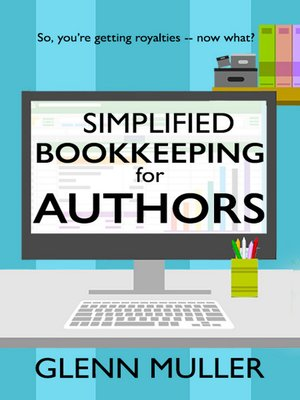 cover image of Simplified Bookkeeping for Authors